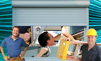 Installation Volet Roulant Challet 28300
