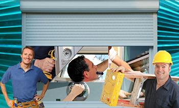 Installation Volet Roulant Clais 76660